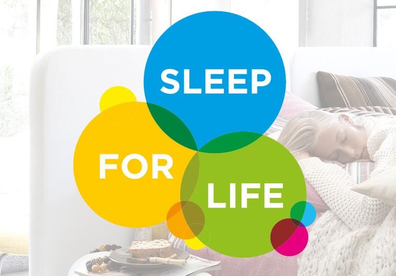 sleep for life